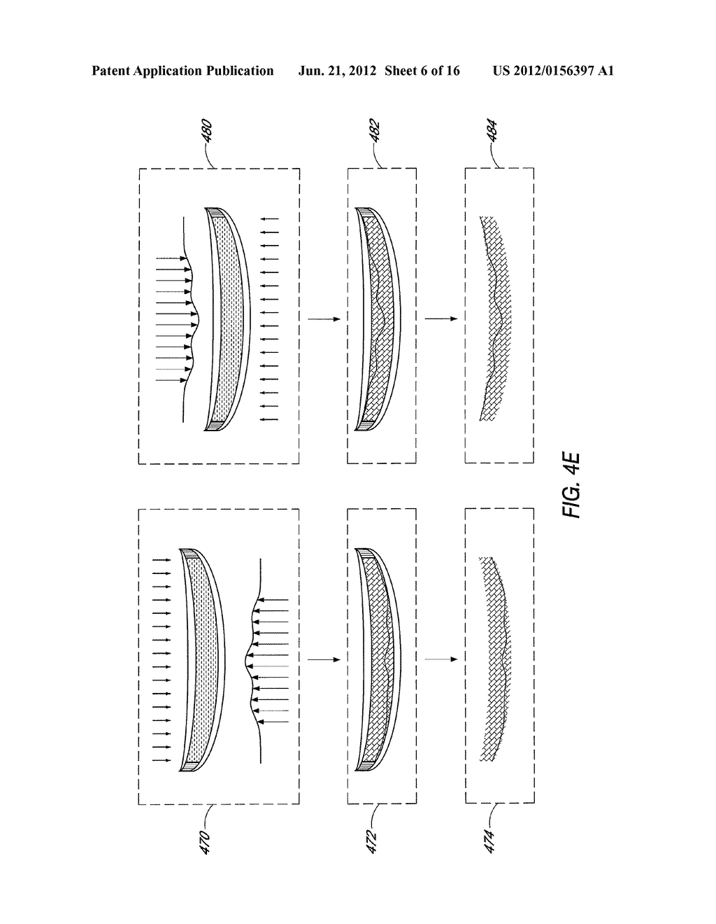 METHOD OF MANUFACTURING AN OPTICAL LENS - diagram, schematic, and image 07