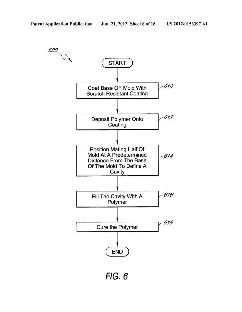 METHOD OF MANUFACTURING AN OPTICAL LENS - diagram, schematic, and image 09