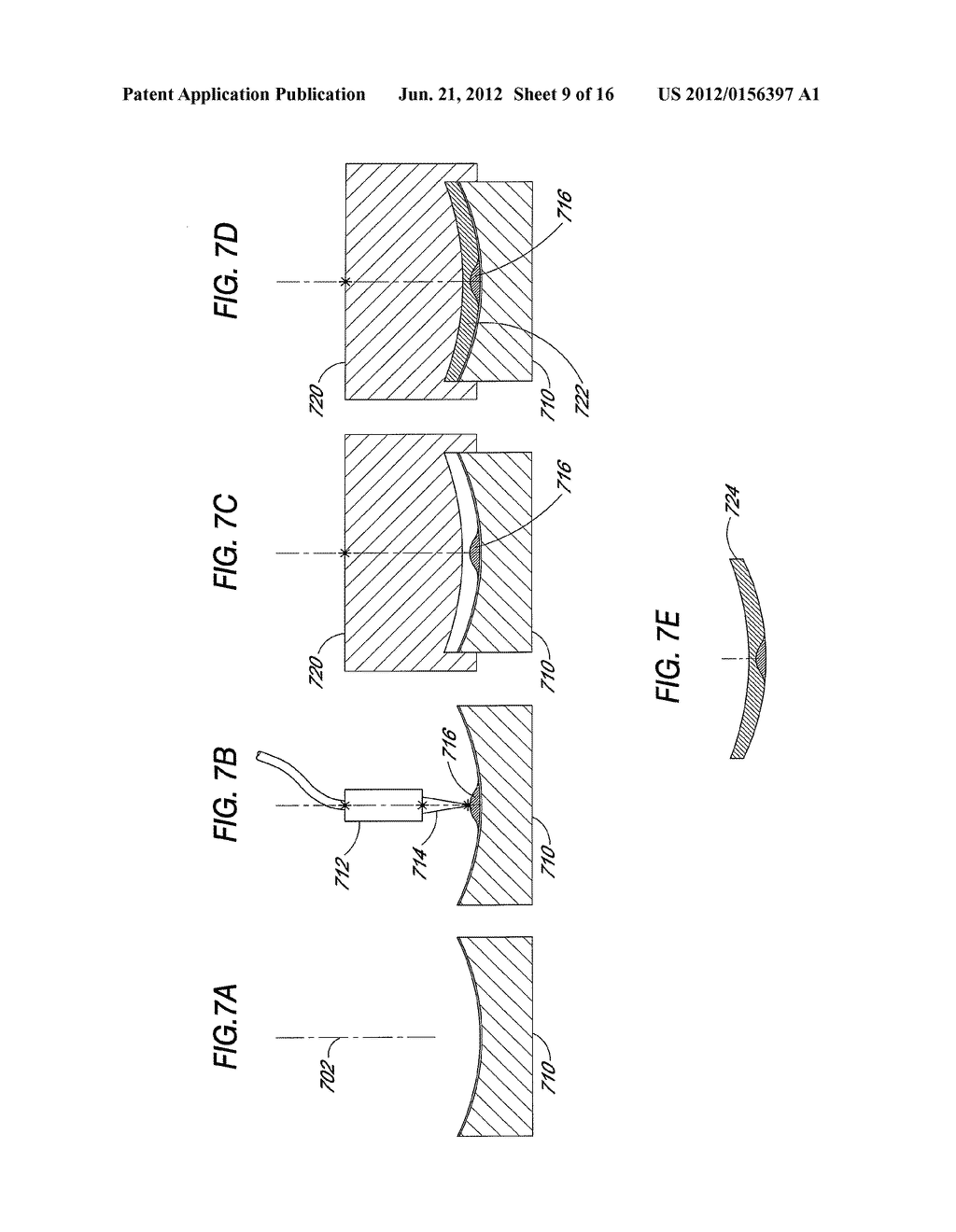 METHOD OF MANUFACTURING AN OPTICAL LENS - diagram, schematic, and image 10