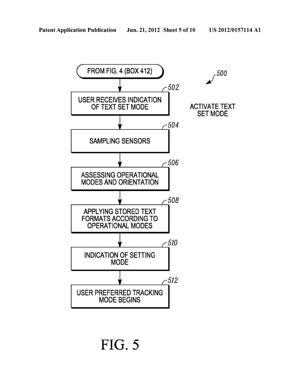 SYSTEM AND METHOD FOR ADAPTING AN ATTRIBUTE MAGNIFICATION FOR A MOBILE     COMMUNICATION DEVICE - diagram, schematic, and image 06