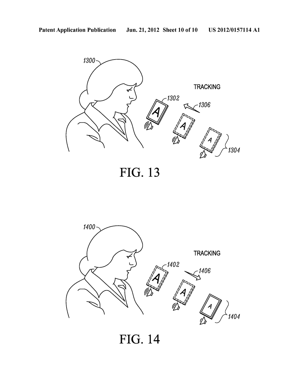 SYSTEM AND METHOD FOR ADAPTING AN ATTRIBUTE MAGNIFICATION FOR A MOBILE     COMMUNICATION DEVICE - diagram, schematic, and image 11