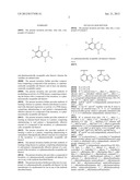 N-(1-(SUBSTITUTED-PHENYL)ETHYL)-9H-PURIN-6-AMINES AS PI3K INHIBITORS diagram and image