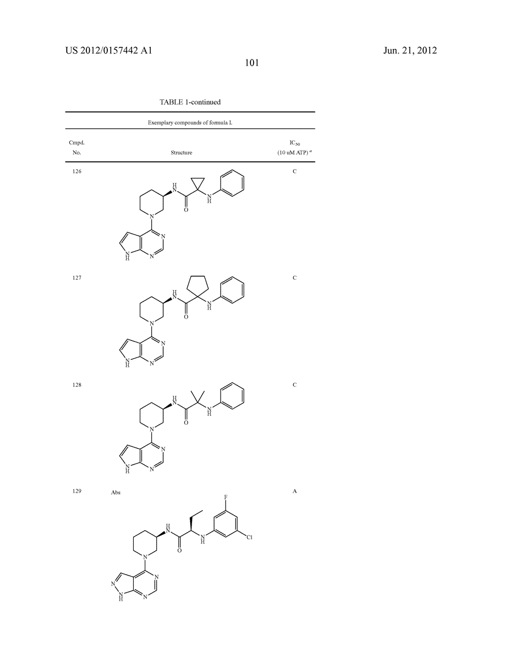 HETEROARYL BTK INHIBITORS - diagram, schematic, and image 102