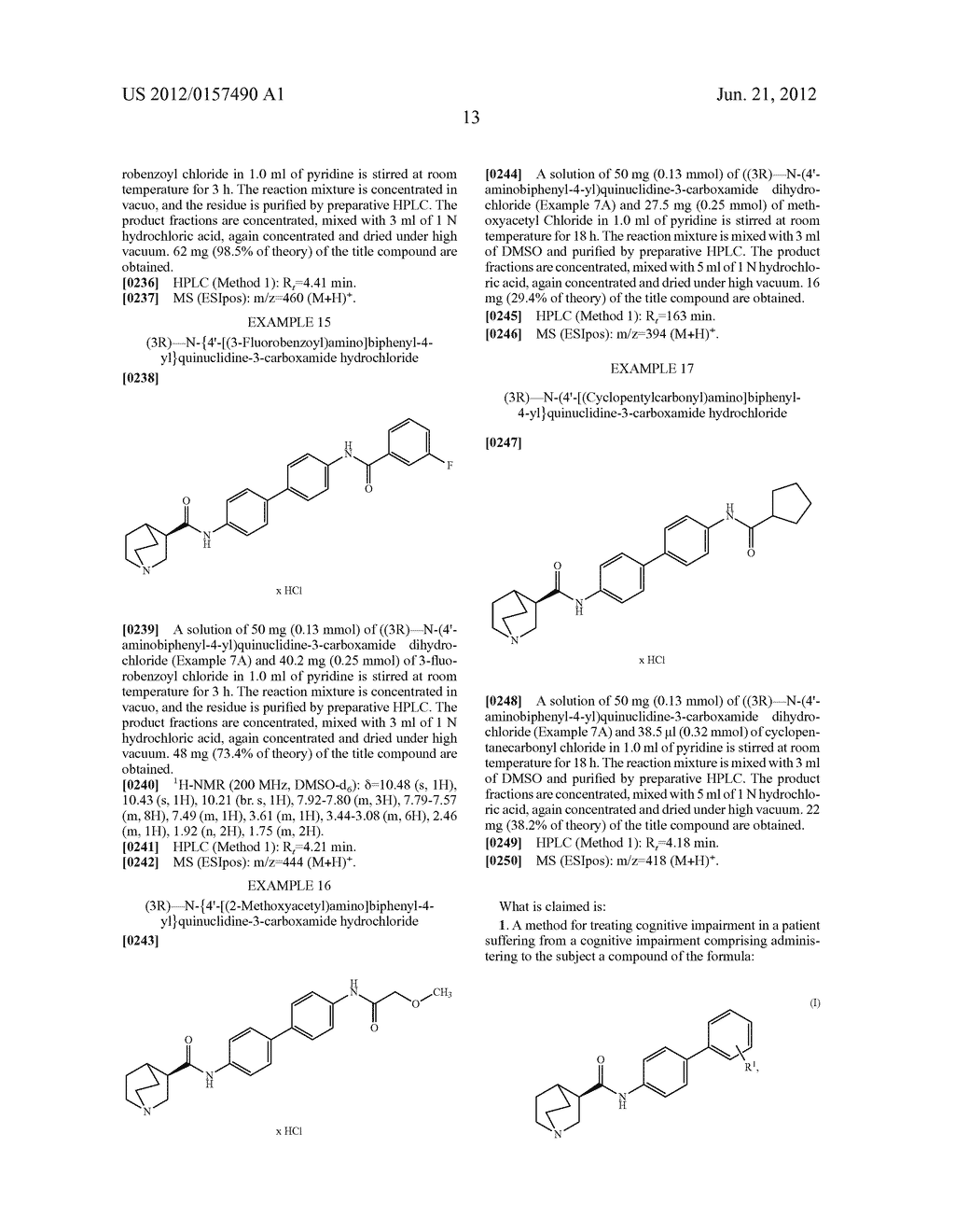 N-BIARYLAMIDES - diagram, schematic, and image 14