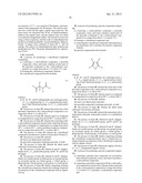 Processes for the Synthesis of Gamma Nitrocarbonyl and Gamma Dicarbonyl     Compounds and Their Pyrrole Derivatives diagram and image