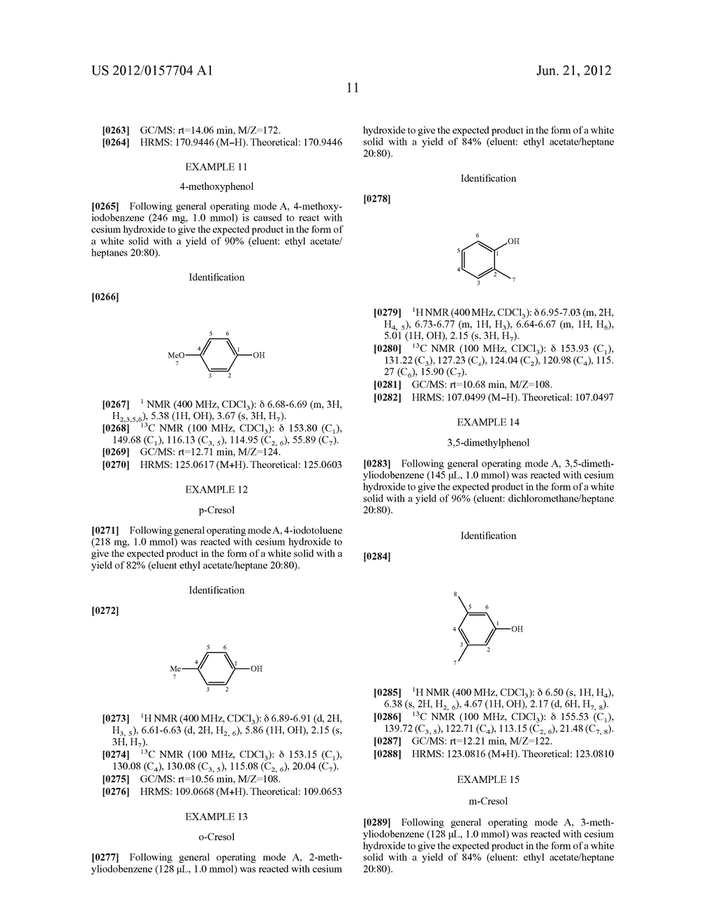 Method for the Hydroxylation of Halogenated Aryl Compounds - diagram, schematic, and image 12