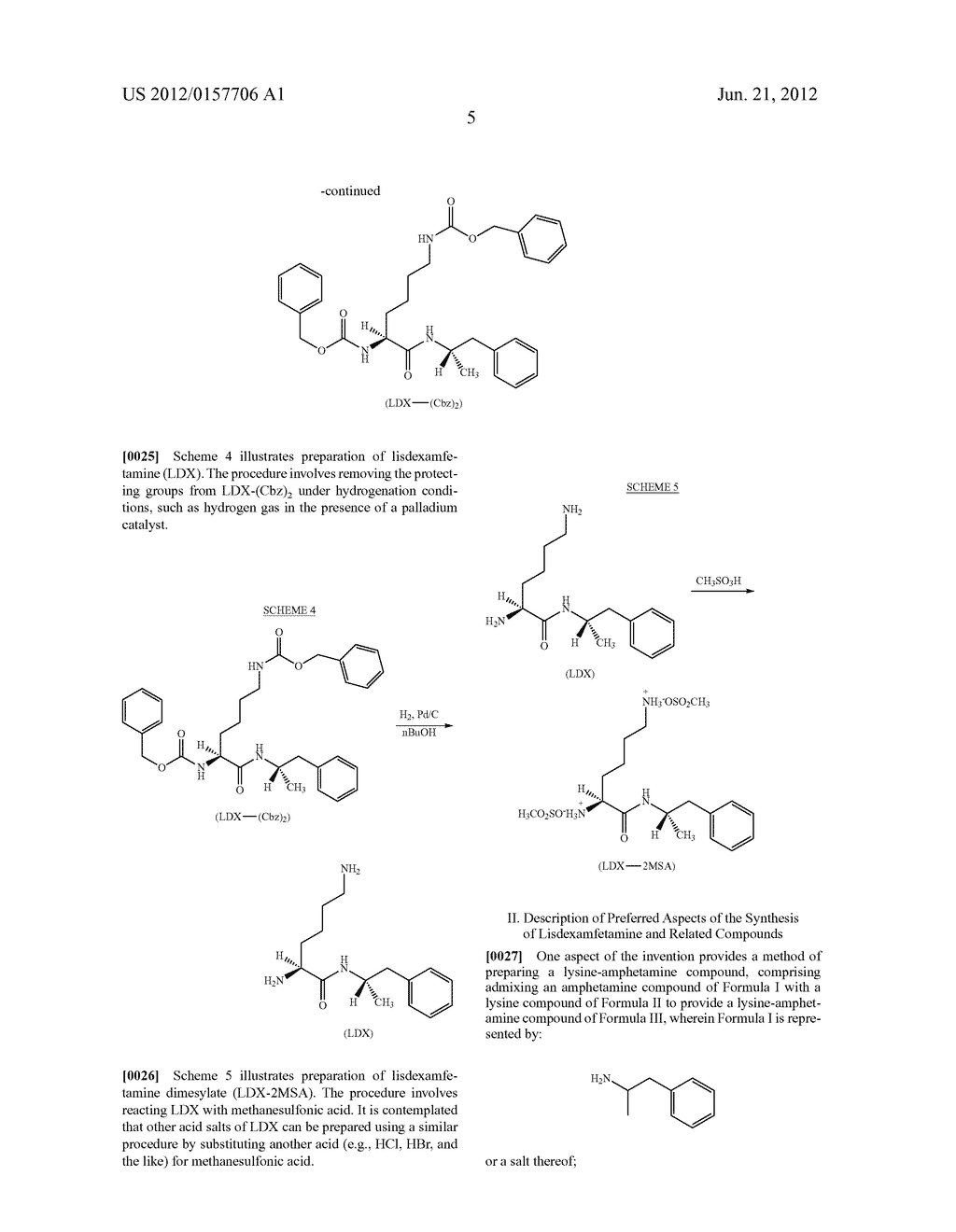Methods and Compositions for Preparing Lisdexamfetamine and Salts Thereof - diagram, schematic, and image 06