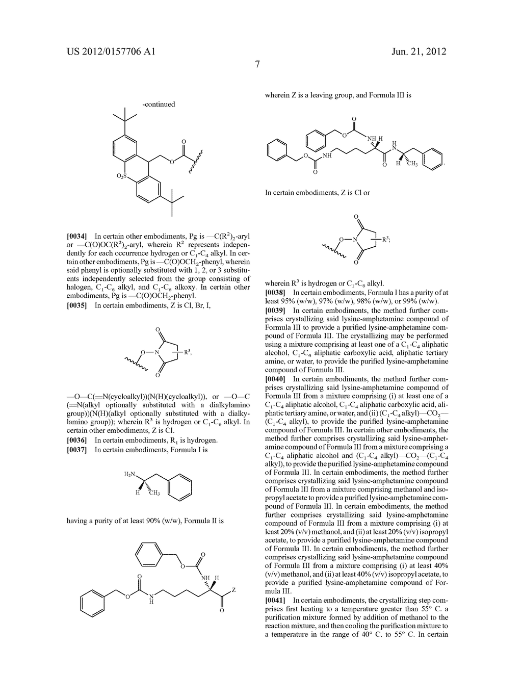 Methods and Compositions for Preparing Lisdexamfetamine and Salts Thereof - diagram, schematic, and image 08