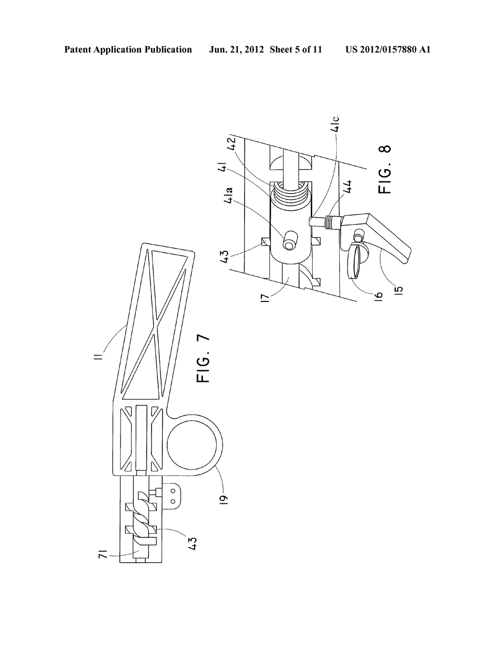 CORING TISSUE BIOPSY NEEDLE AND METHOD OF USE - diagram, schematic, and image 06