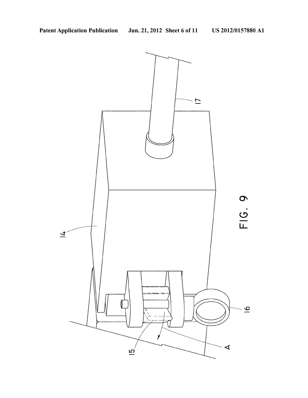 CORING TISSUE BIOPSY NEEDLE AND METHOD OF USE - diagram, schematic, and image 07