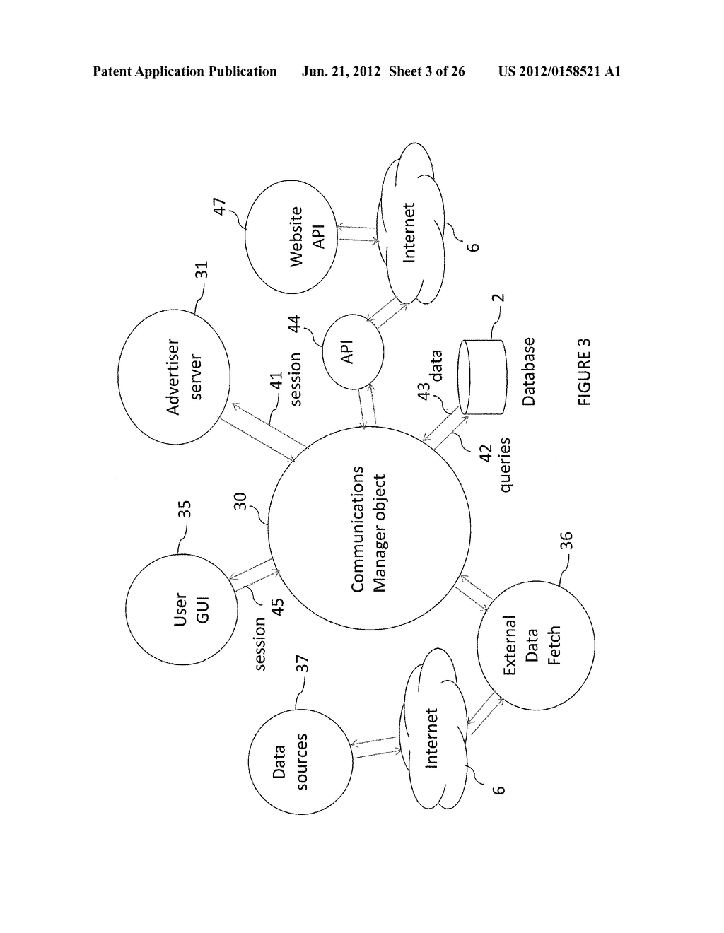 System and Method for Personalized Secure Website Portal - diagram, schematic, and image 04