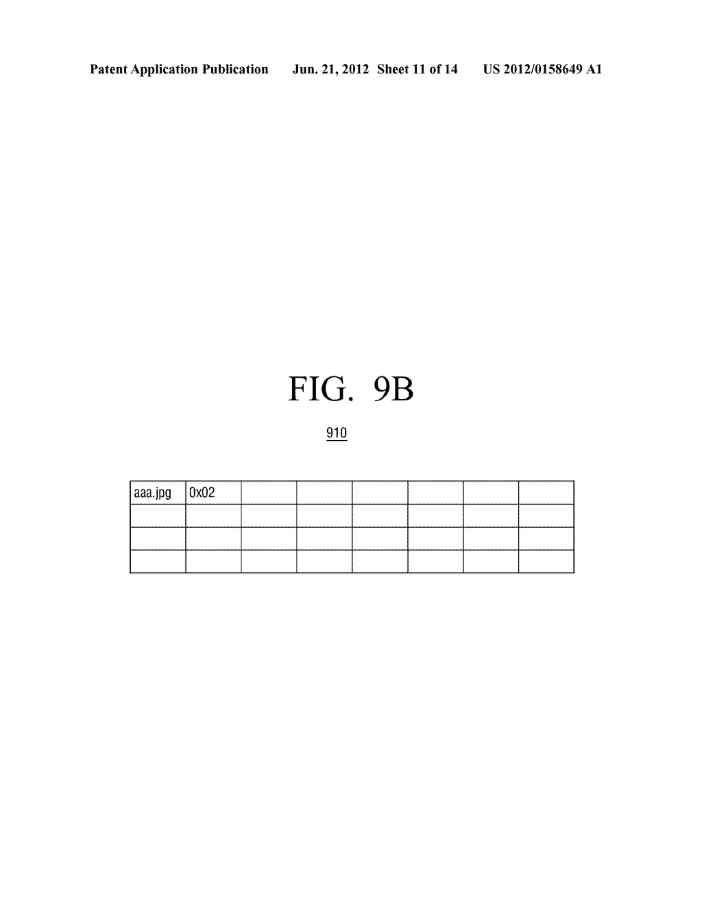 ELECTRONIC DEVICE AND METHOD OF PREVENTING DELETION OF FILE - diagram, schematic, and image 12