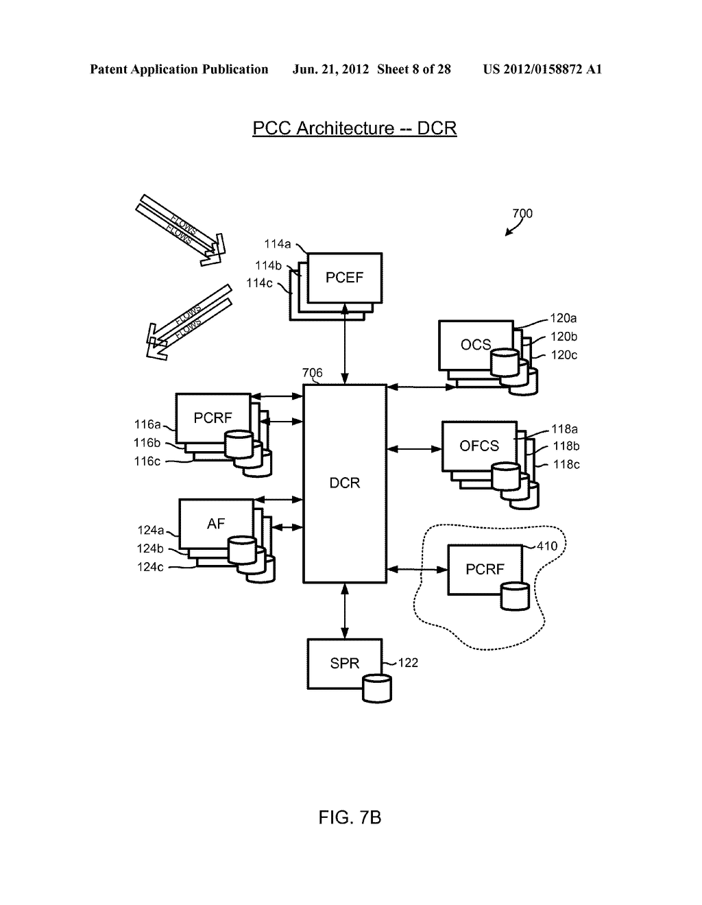 METHODS, SYSTEMS AND DEVICES FOR HORIZONTALLY SCALABLE HIGH-AVAILABILITY     DYNAMIC CONTEXT-BASED ROUTING - diagram, schematic, and image 09