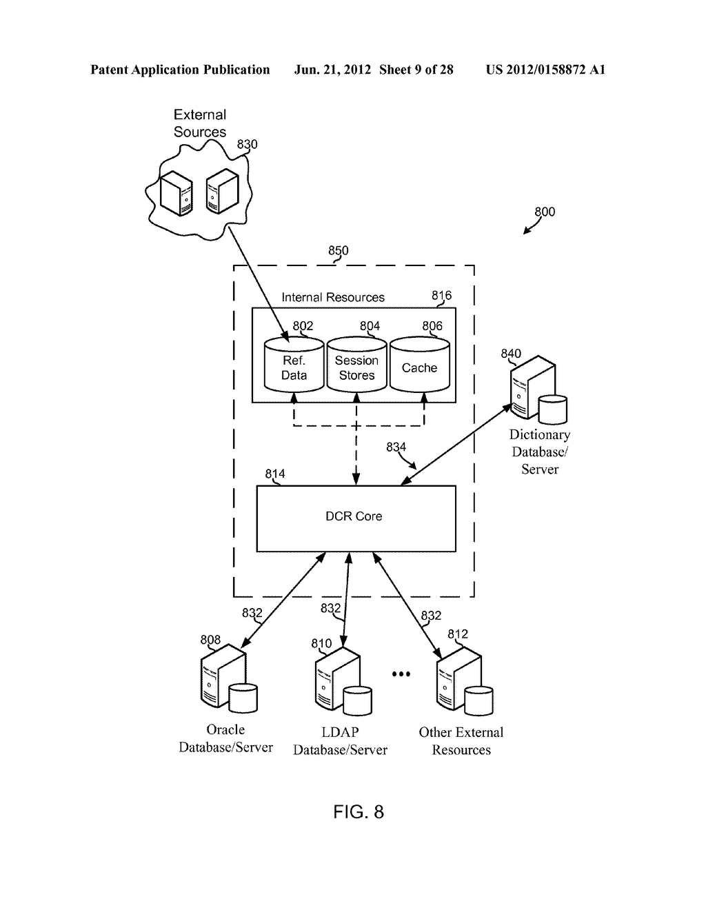 METHODS, SYSTEMS AND DEVICES FOR HORIZONTALLY SCALABLE HIGH-AVAILABILITY     DYNAMIC CONTEXT-BASED ROUTING - diagram, schematic, and image 10