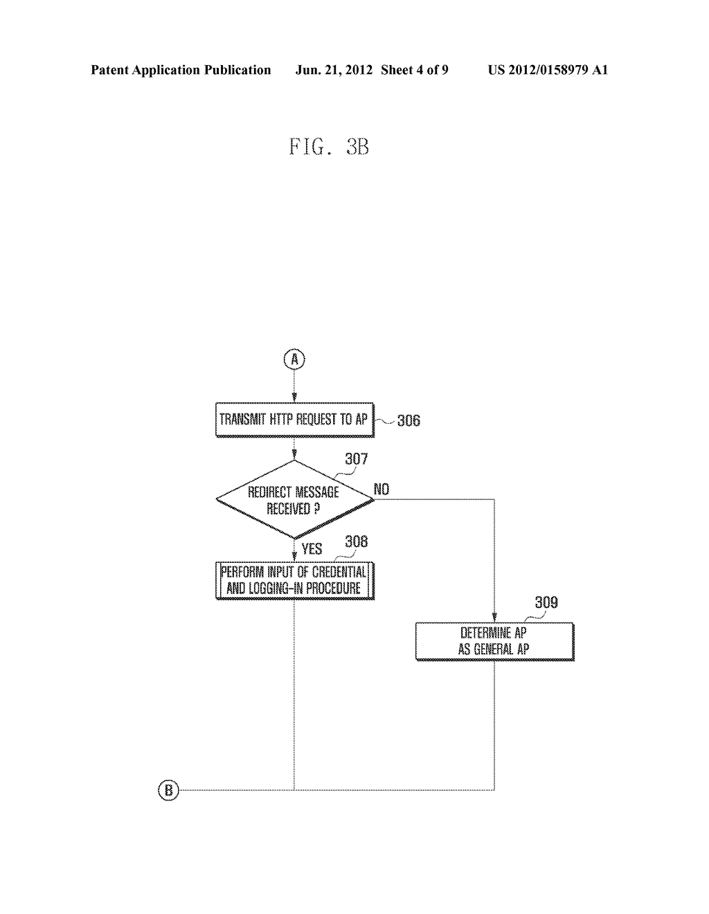 METHOD AND APPARATUS FOR CONTROLLING ACCESS TO ACCESS POINT IN MOBILE     TERMINAL - diagram, schematic, and image 05