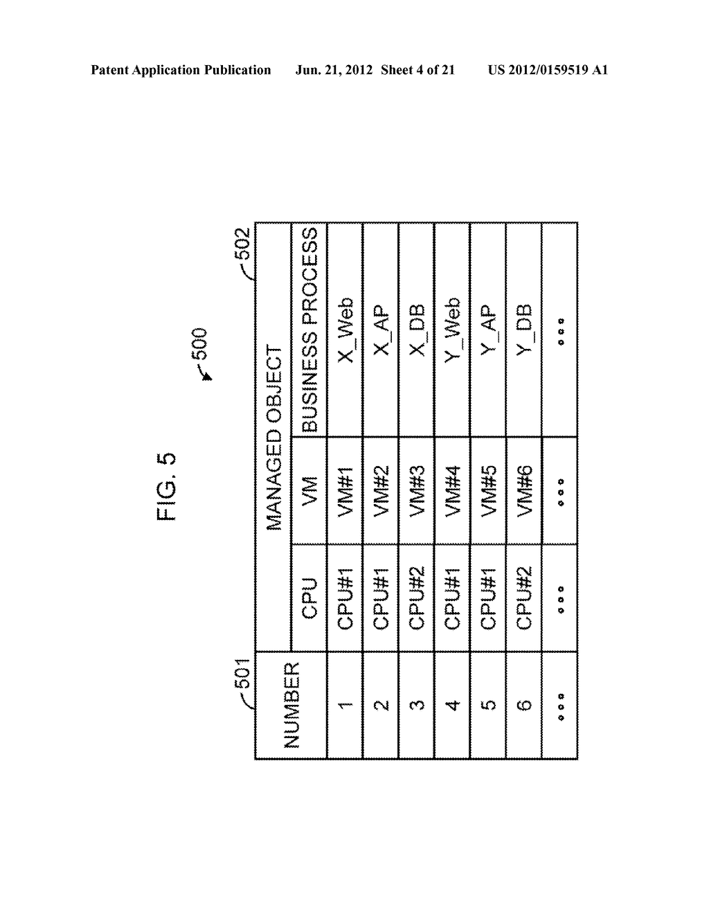 EVENT DEPENDENCY MANAGEMENT APPARATUS AND EVENT DEPENDENCY MANAGEMENT     METHOD - diagram, schematic, and image 05