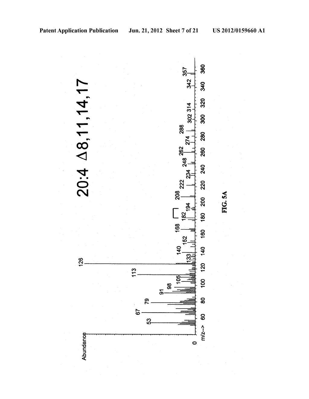 DESATURASES AND METHODS OF USING THEM FOR SYNTHESIS OF POLYUNSATURATED     FATTY ACIDS - diagram, schematic, and image 08