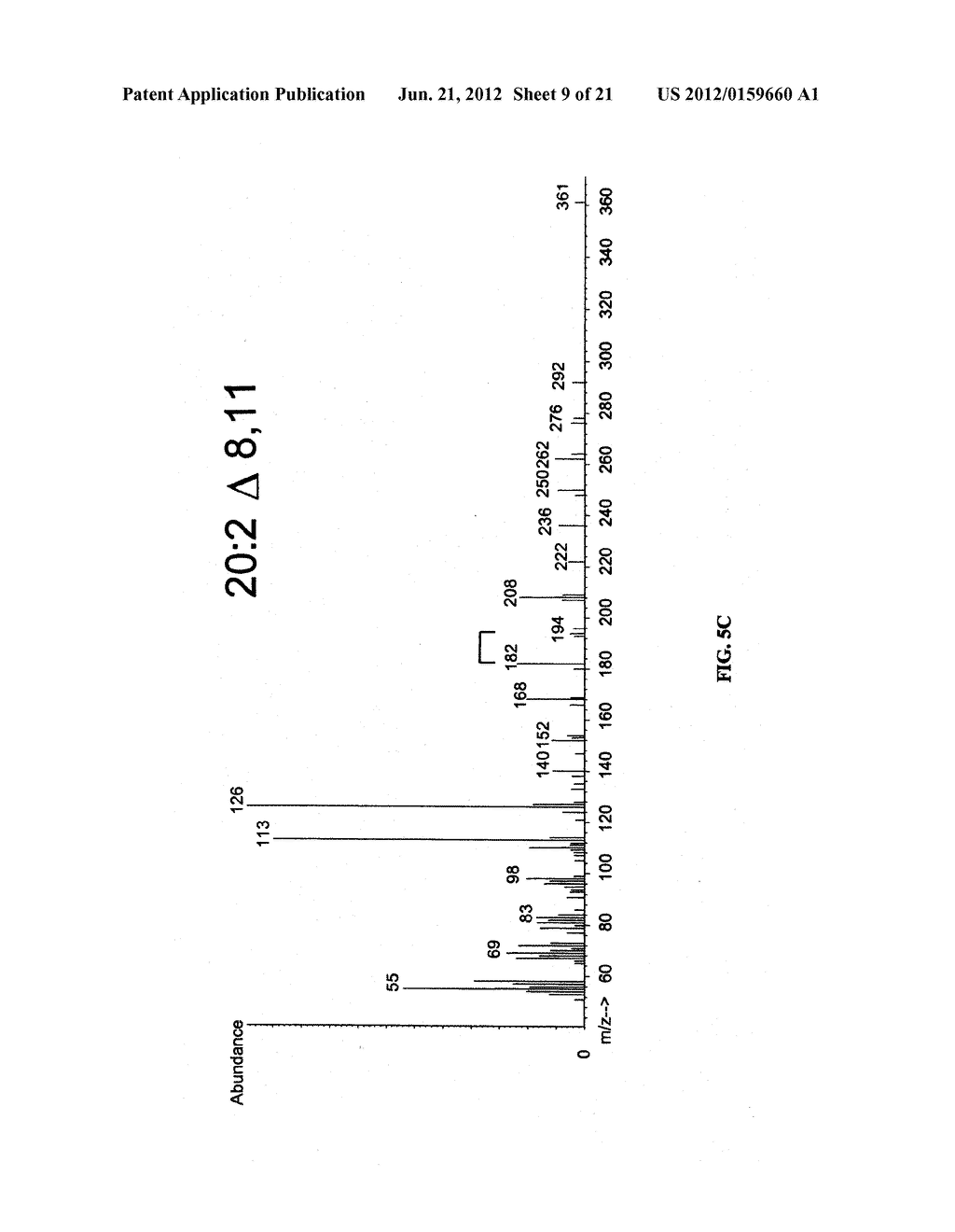 DESATURASES AND METHODS OF USING THEM FOR SYNTHESIS OF POLYUNSATURATED     FATTY ACIDS - diagram, schematic, and image 10