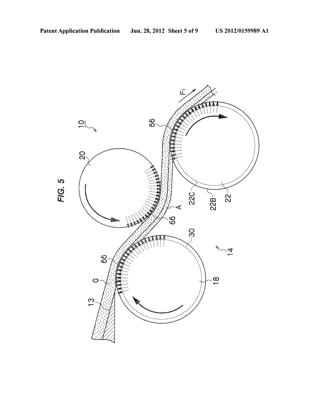 PLATE GLASS MANUFACTURING DEVICE AND PLATE GLASS MANUFACTURING METHOD - diagram, schematic, and image 06