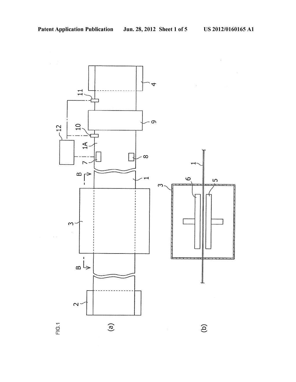APPARATUS FOR MANUFACTURING A THIN FILM LAMINATE - diagram, schematic, and image 02