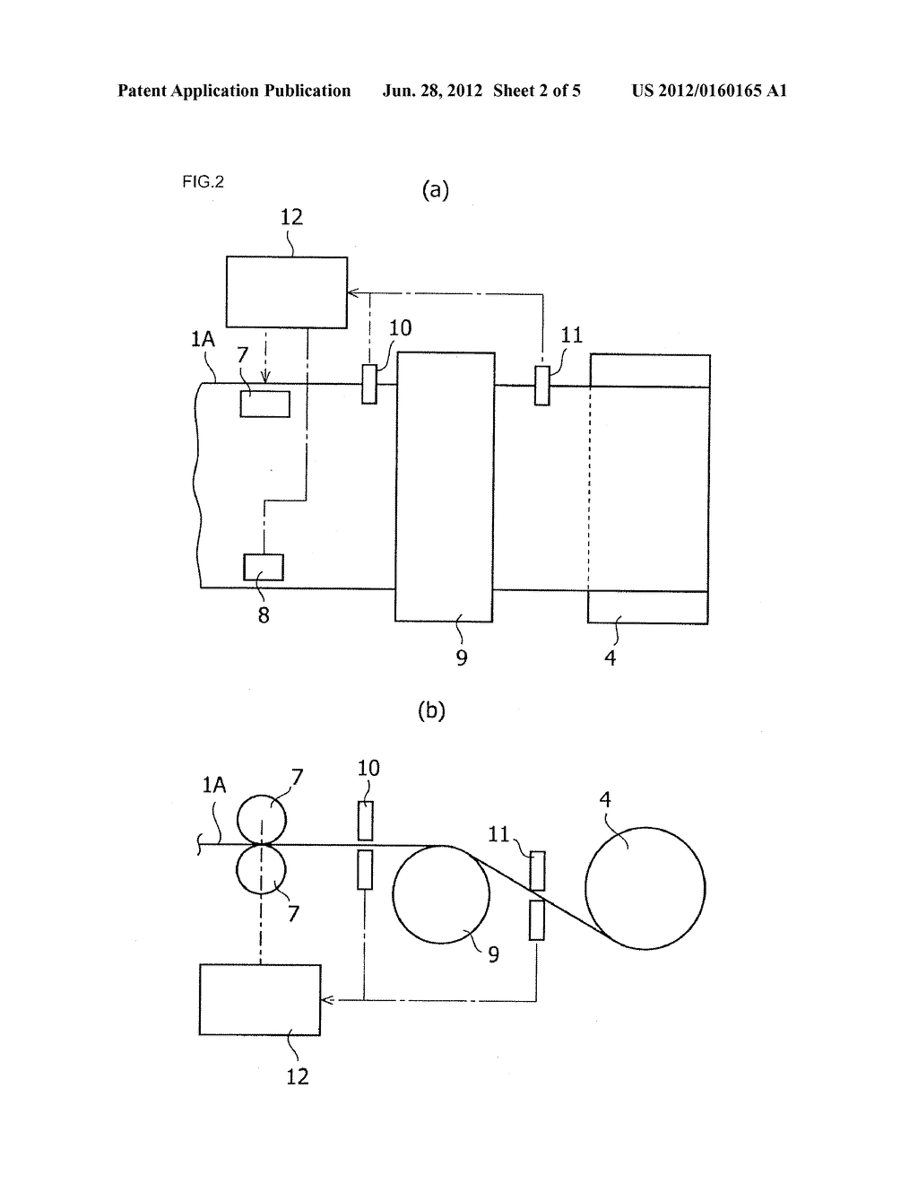 APPARATUS FOR MANUFACTURING A THIN FILM LAMINATE - diagram, schematic, and image 03