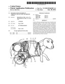 REHABILITATION OR MOBILITY ASSISTANCE DEVICE FOR A QUADRUPED ANIMAL diagram and image