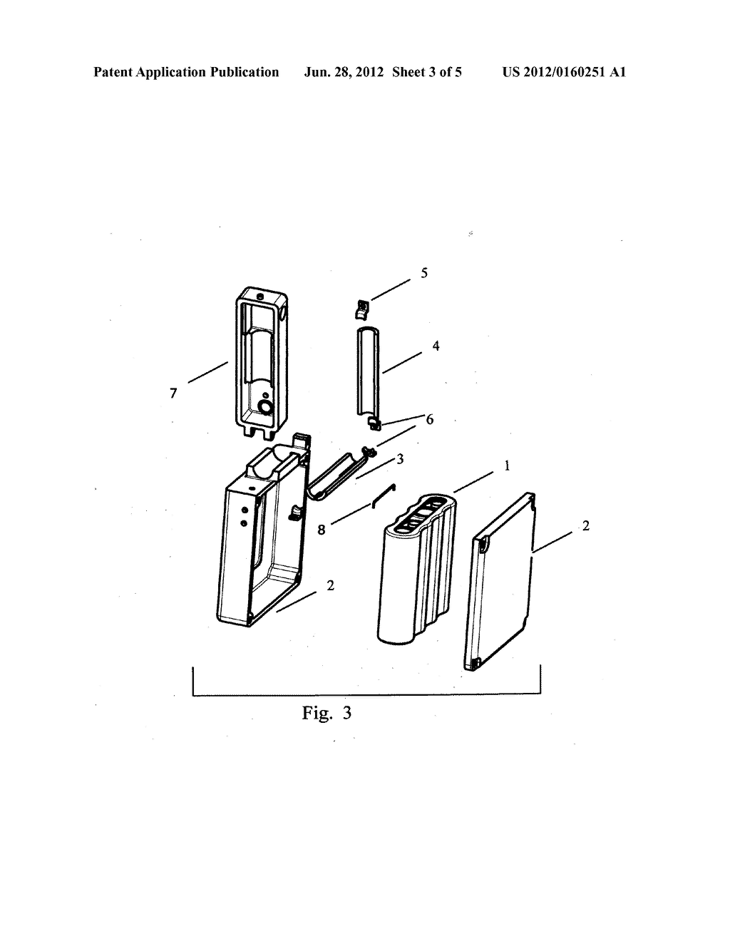 Electronic rechargeable smoking unit - diagram, schematic, and image 04
