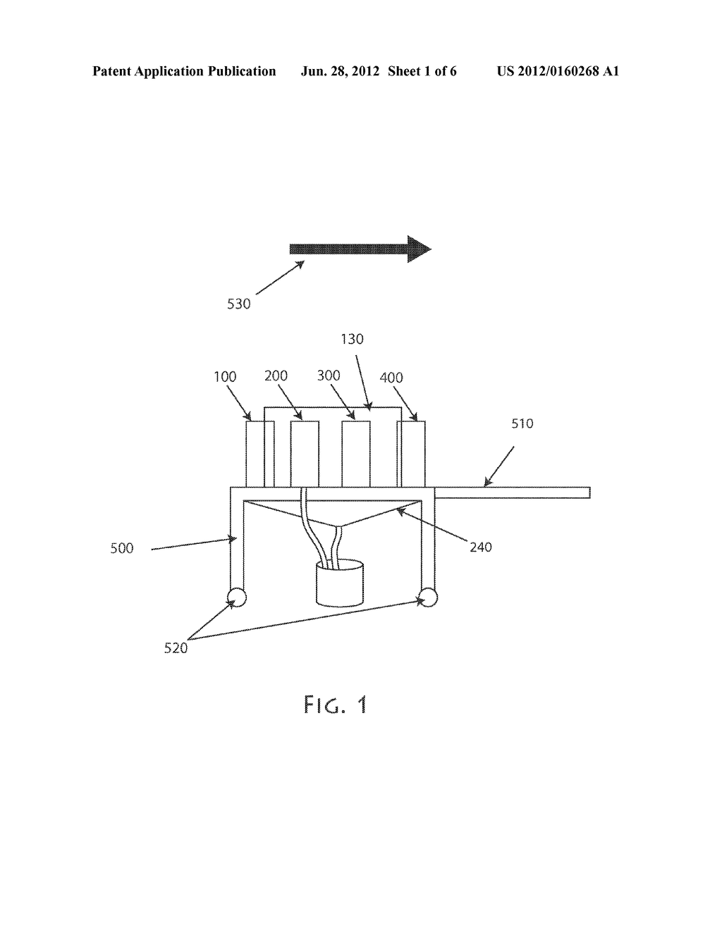Apparatus and Process for Applying Liquid to an Object - diagram, schematic, and image 02