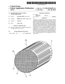 METHOD FOR MANUFACTURING HONEYCOMB FILTER diagram and image