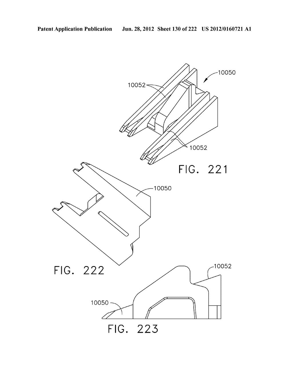 STAPLE CARTRIDGE LOADING ASSEMBLY - diagram, schematic, and image 131