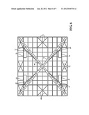 PALLET DESIGN WITH STRUCTURAL REINFORCEMENT diagram and image