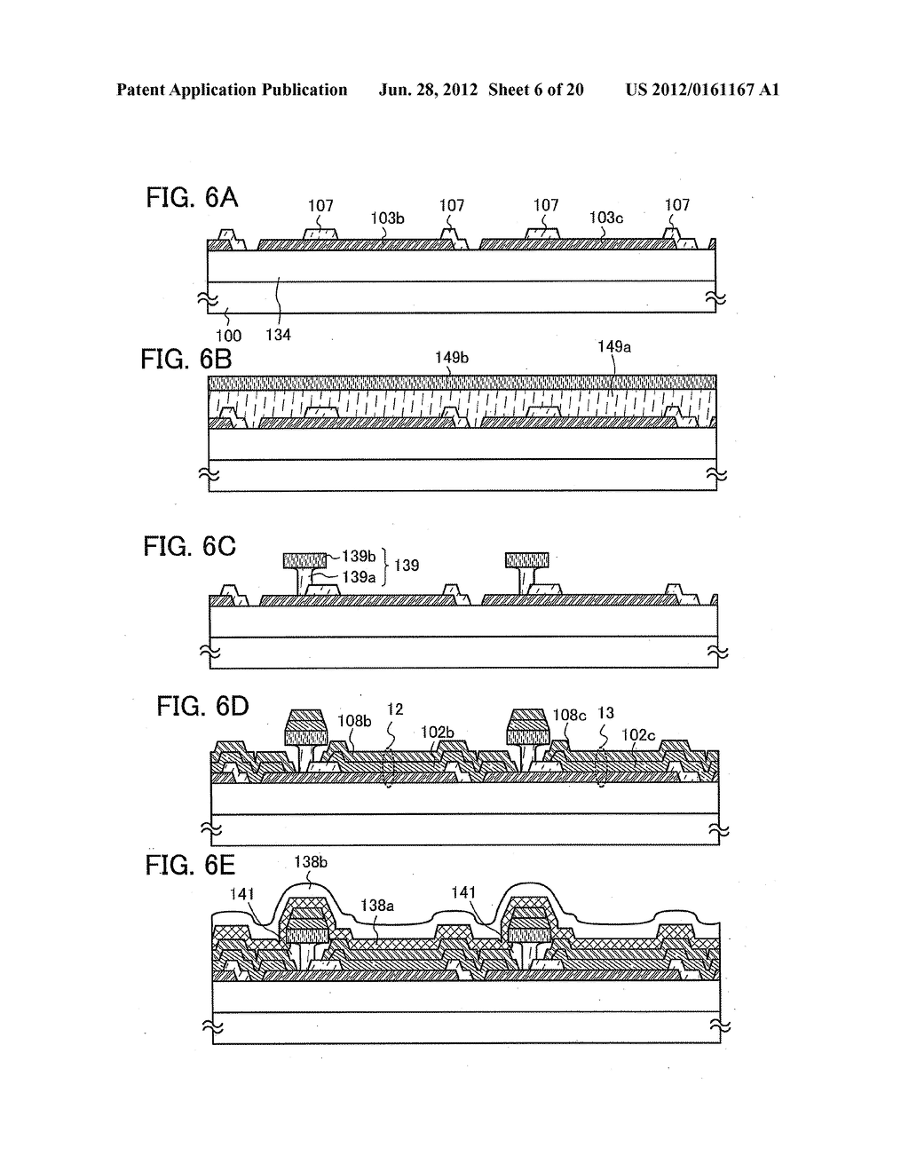Light-Emitting Unit, Light-Emitting Device, Lighting Device, and Method     for Manufacturing Light-Emitting Unit - diagram, schematic, and image 07