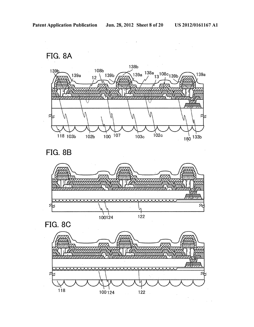 Light-Emitting Unit, Light-Emitting Device, Lighting Device, and Method     for Manufacturing Light-Emitting Unit - diagram, schematic, and image 09
