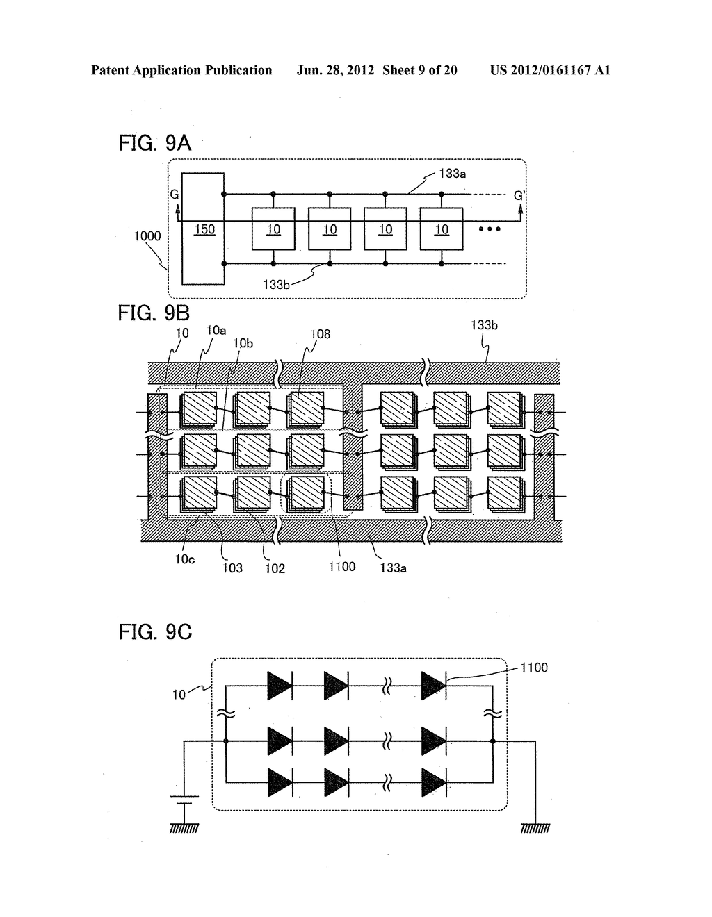 Light-Emitting Unit, Light-Emitting Device, Lighting Device, and Method     for Manufacturing Light-Emitting Unit - diagram, schematic, and image 10