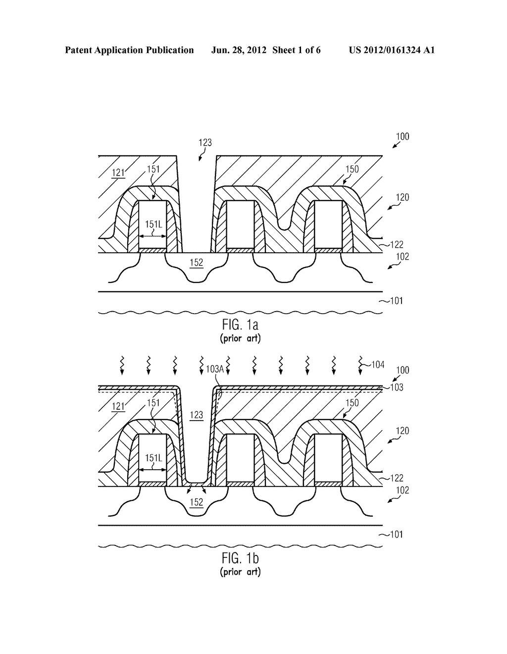 Semiconductor Device Comprising Contact Elements with Silicided Sidewall     Regions - diagram, schematic, and image 02