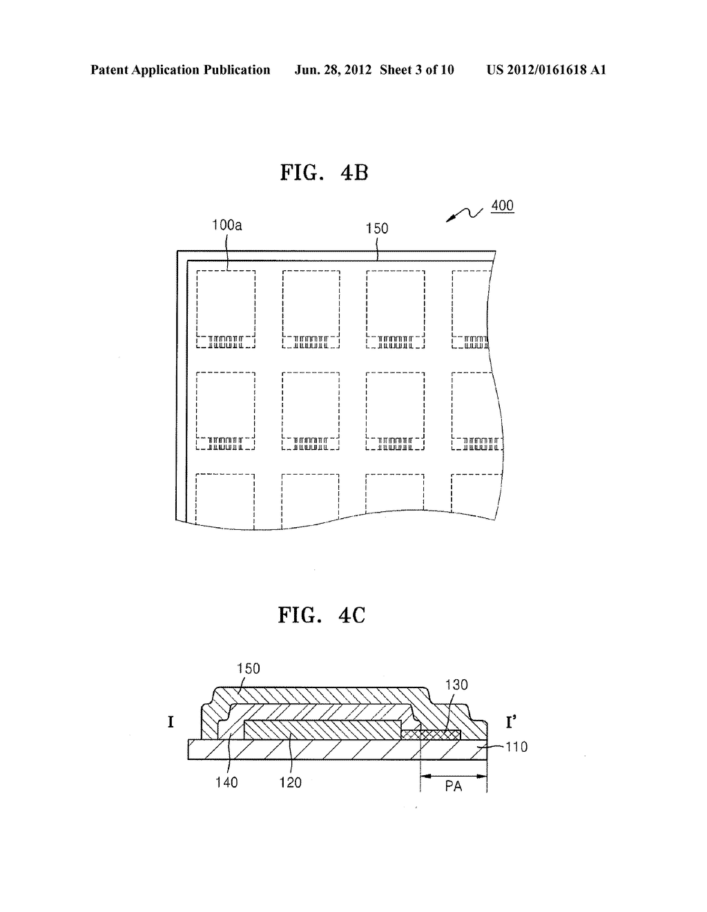 ORGANIC LIGHT EMITTING DISPLAY PANEL AND METHOD OF MANUFACTURING ORGANIC     LIGHT EMITTING DISPLAY PANEL - diagram, schematic, and image 04