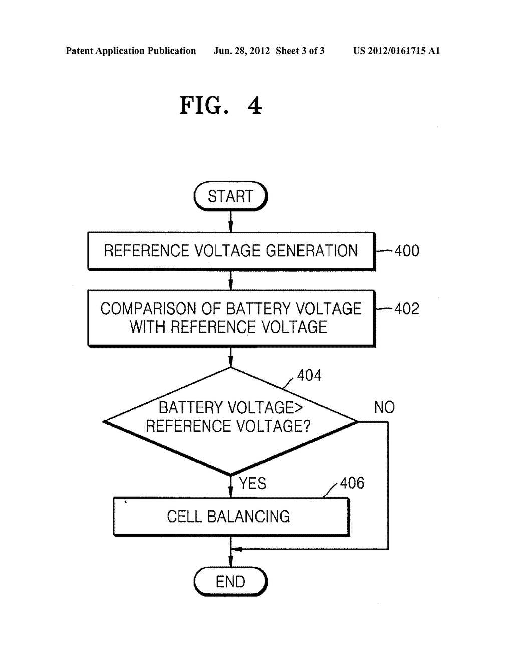 CELL BALANCING CIRCUIT, METHOD OF DRIVING THE SAME, AND BATTERY MANAGEMENT     SYSTEM THAT INCLUDES THE CELL BALANCING CIRCUIT - diagram, schematic, and image 04