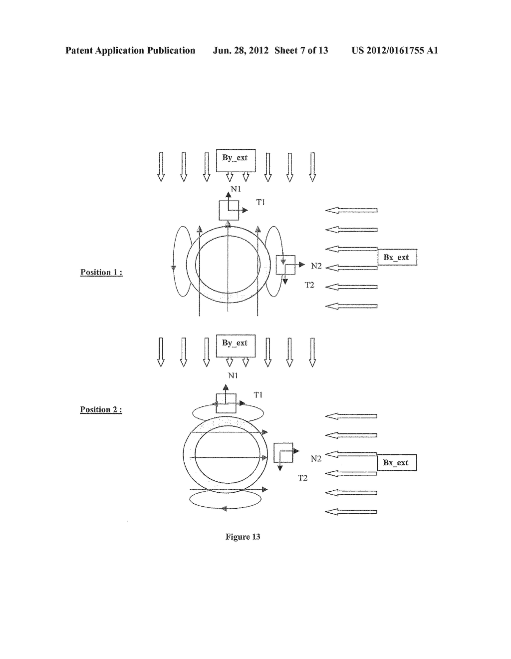 ANGULAR OR LINEAR MAGNETIC POSITION SENSOR NOT SENSITIVE TO EXTERNAL     FIELDS - diagram, schematic, and image 08