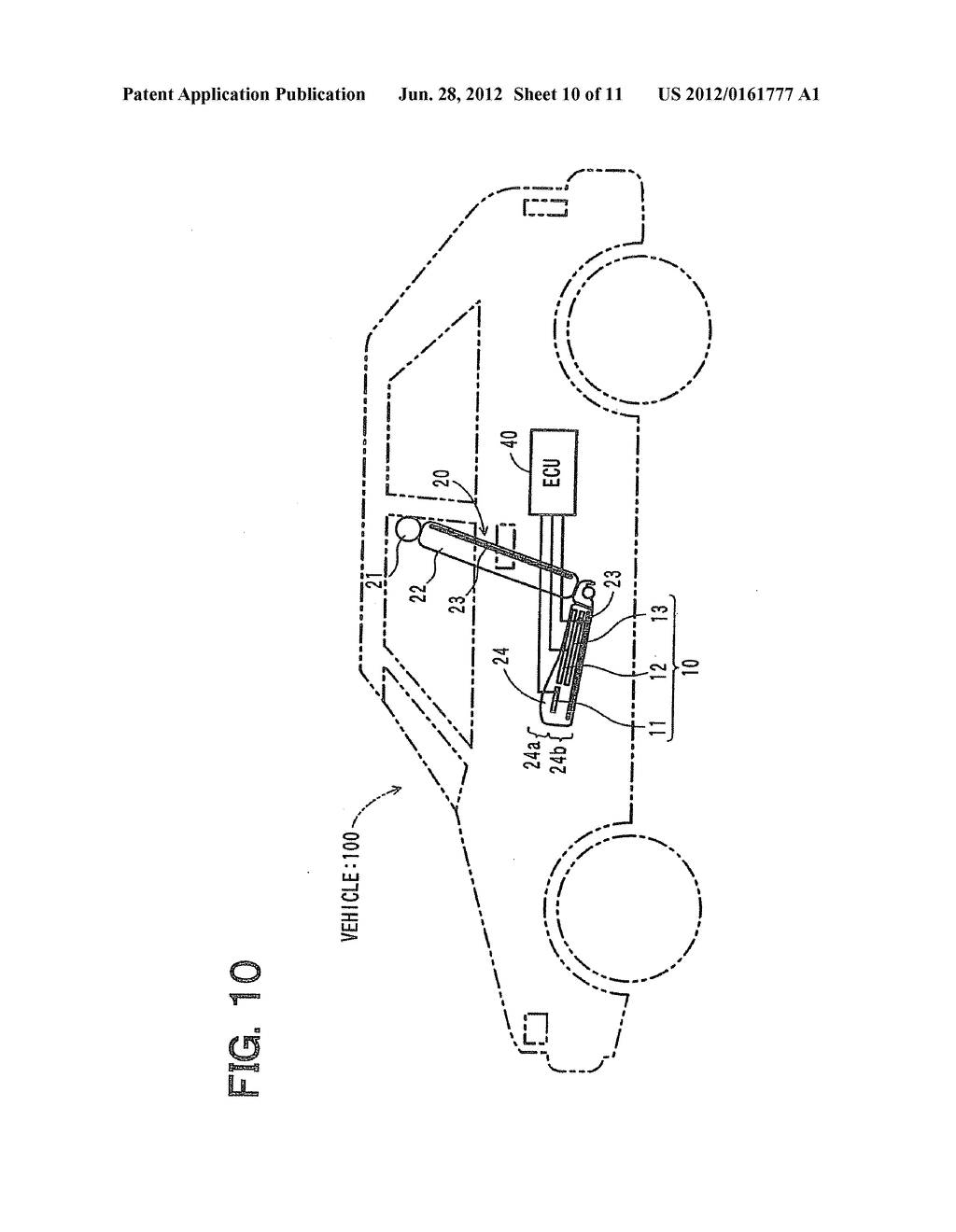 OCCUPANT DETECTION APPARATUS, OCCUPANT DETECTION METHOD AND VEHICLE - diagram, schematic, and image 11