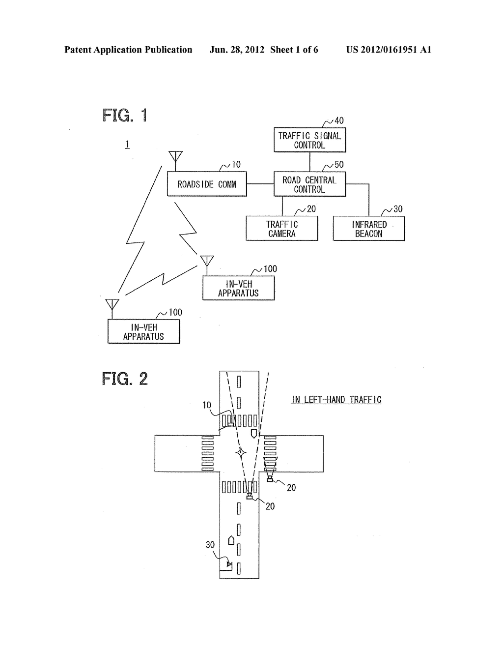 VEHICULAR OBSTACLE NOTIFICATION APPARATUS - diagram, schematic, and image 02