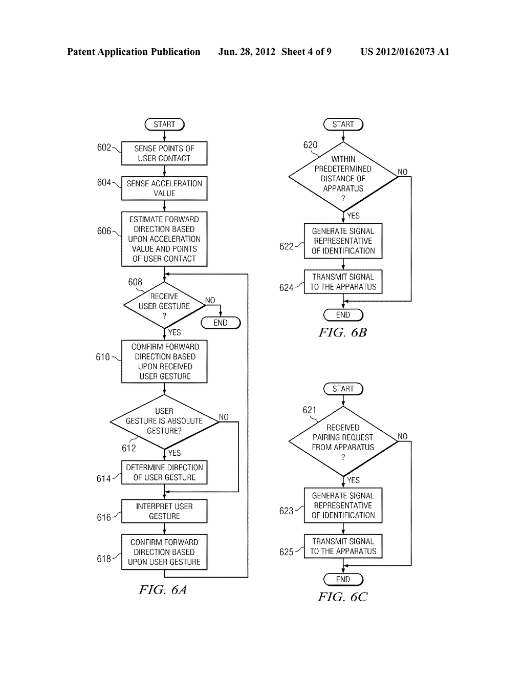 APPARATUS FOR REMOTELY CONTROLLING ANOTHER APPARATUS AND HAVING     SELF-ORIENTATING CAPABILITY - diagram, schematic, and image 05