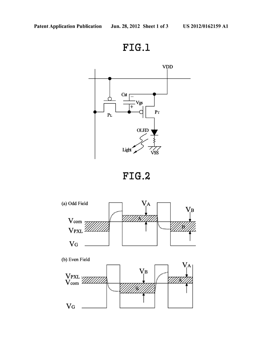 Timing Controller and Organic Light Emitting Diode Display Device Using     the Same - diagram, schematic, and image 02