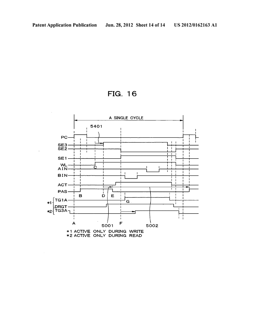 DATA-HOLDING CIRCUIT AND SUBSTRATE FOR A DISPLAY DEVICE - diagram, schematic, and image 15