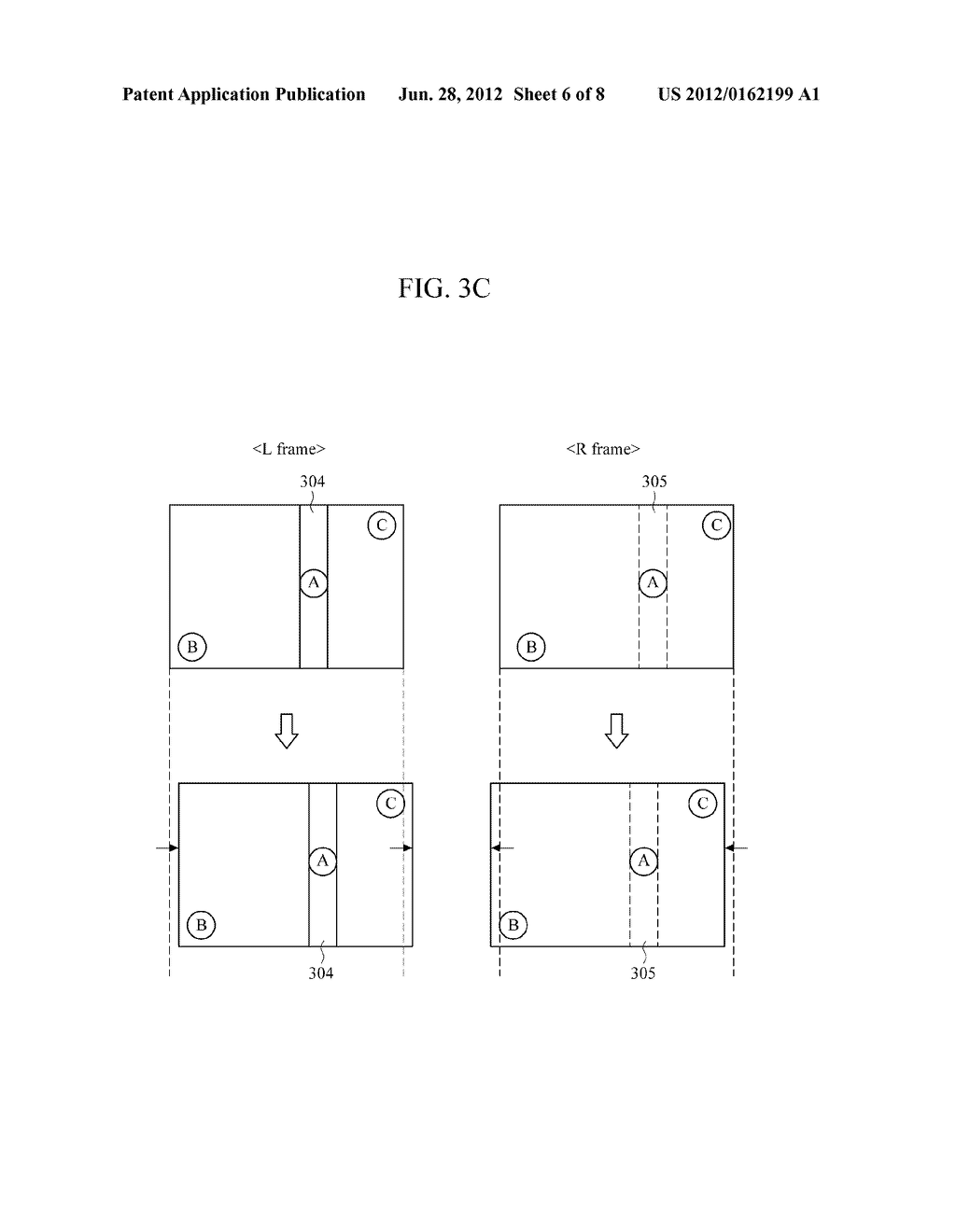 APPARATUS AND METHOD FOR DISPLAYING THREE-DIMENSIONAL AUGMENTED REALITY - diagram, schematic, and image 07