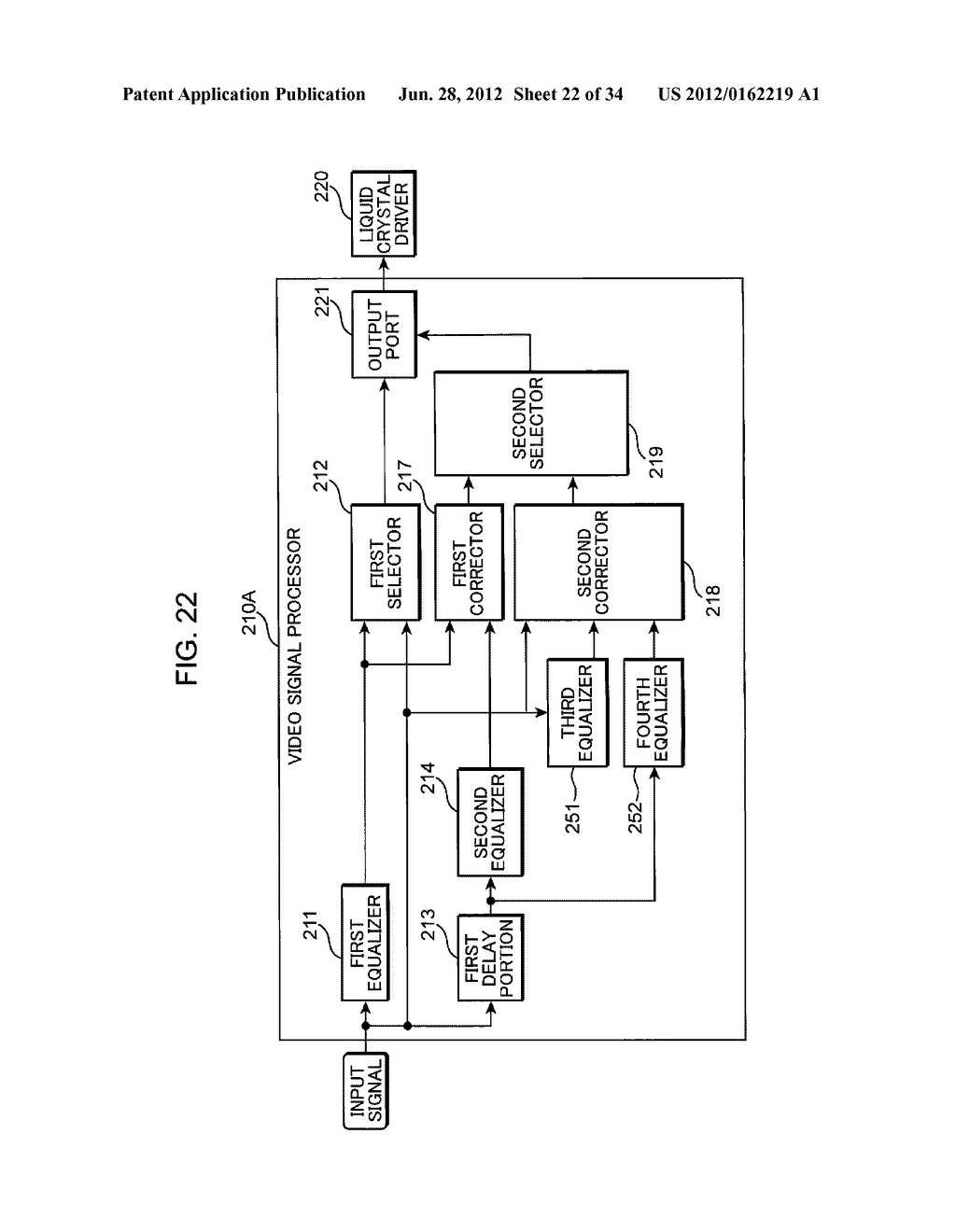 DISPLAY DEVICE AND VIDEO VIEWING SYSTEM - diagram, schematic, and image 23