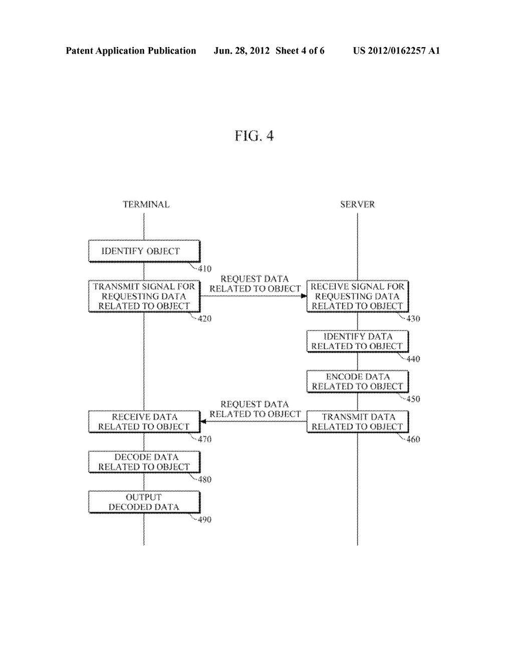 AUTHENTICATION APPARATUS AND METHOD FOR PROVIDING AUGMENTED REALITY (AR)     INFORMATION - diagram, schematic, and image 05