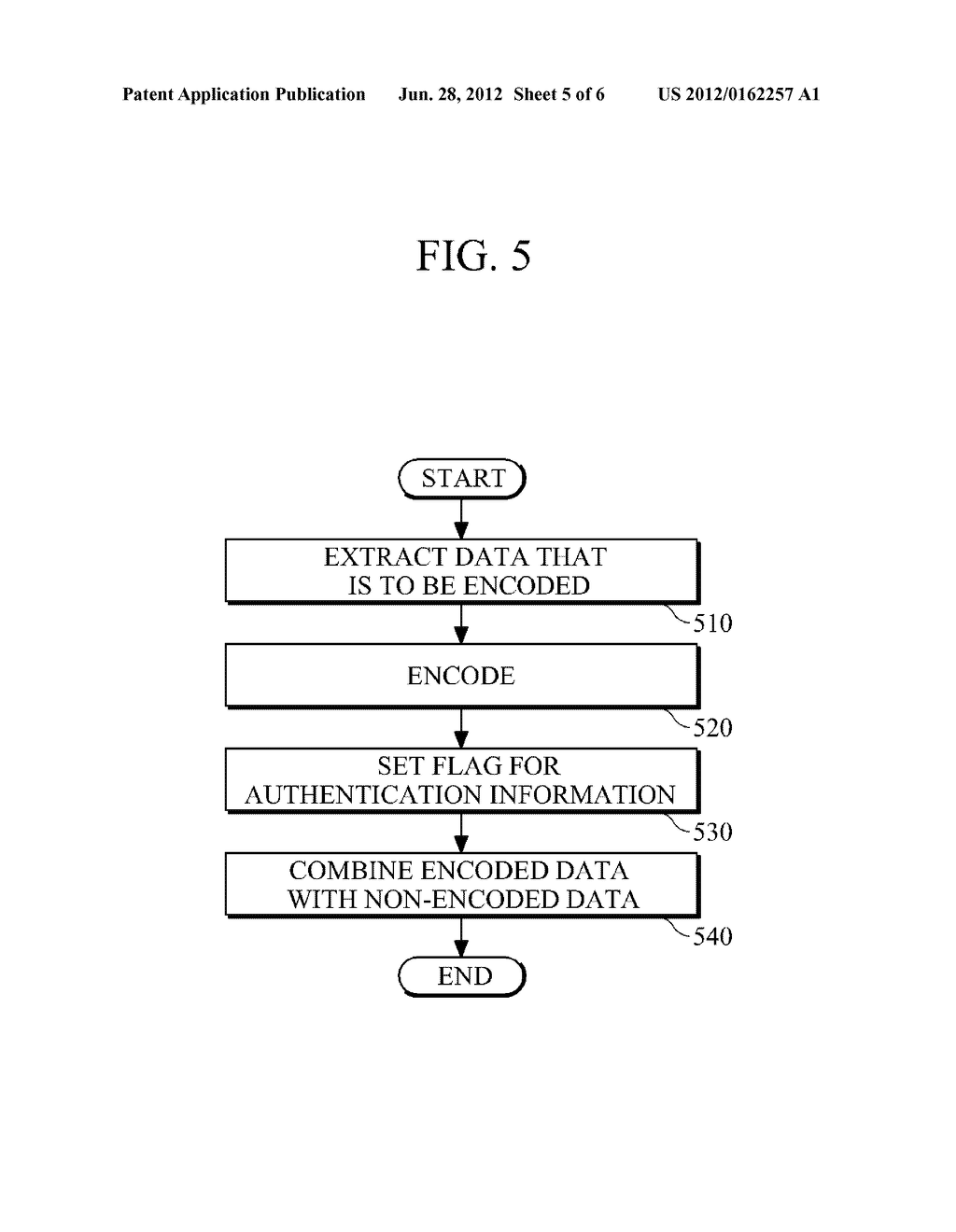 AUTHENTICATION APPARATUS AND METHOD FOR PROVIDING AUGMENTED REALITY (AR)     INFORMATION - diagram, schematic, and image 06
