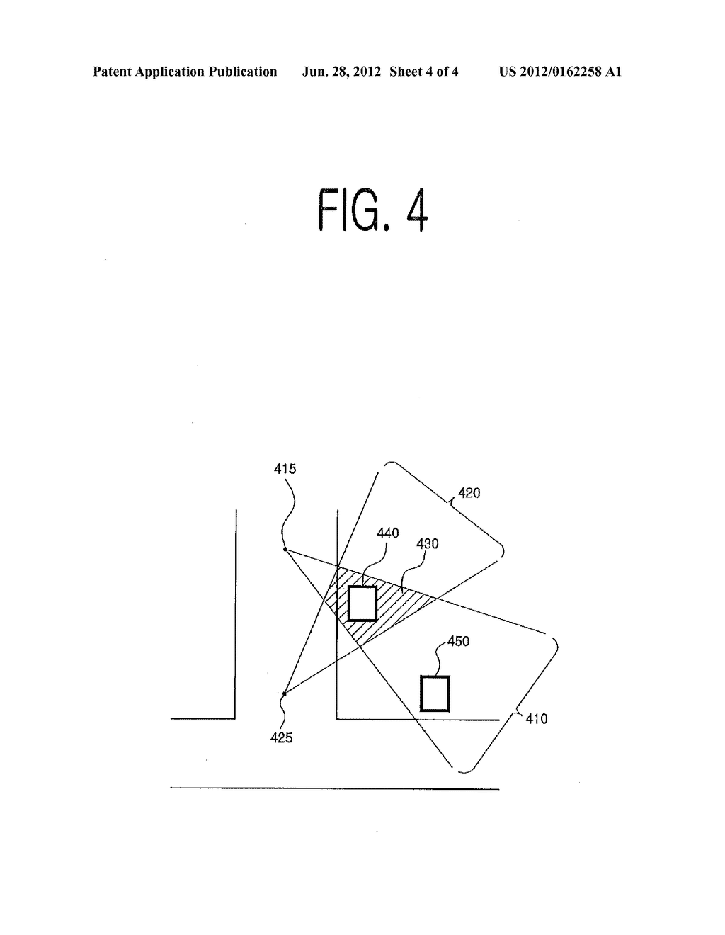 METHOD, SYSTEM, AND COMPUTER-READABLE RECORDING MEDIUM FOR PROVIDING     INFORMATION ON AN OBJECT USING VIEWING FRUSTUMS - diagram, schematic, and image 05