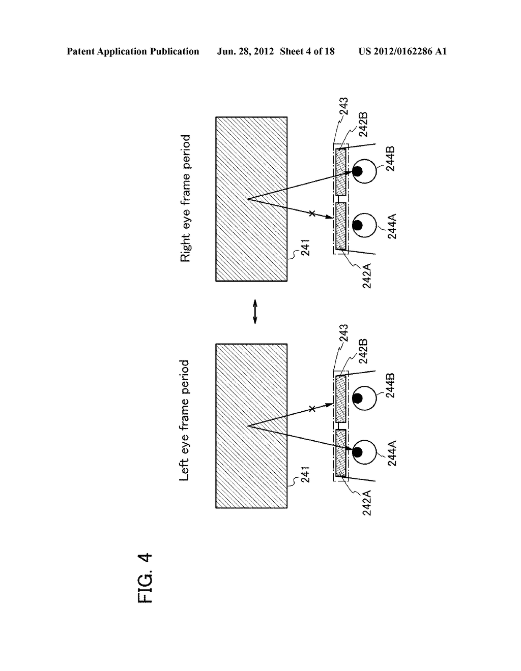 METHOD FOR DRIVING LIQUID CRYSTAL DISPLAY DEVICE - diagram, schematic, and image 05