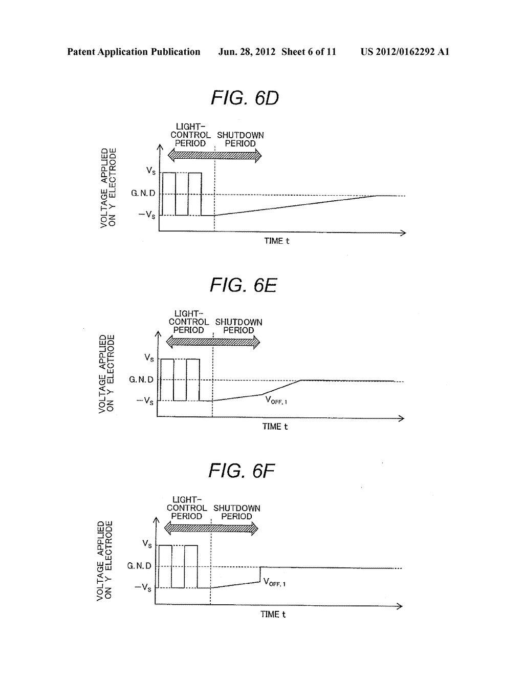 SUSPENDED PARTICLE DEVICE, LIGHT CONTROL DEVICE USING THE SAME, AND METHOD     FOR DRIVING THE SAME - diagram, schematic, and image 07